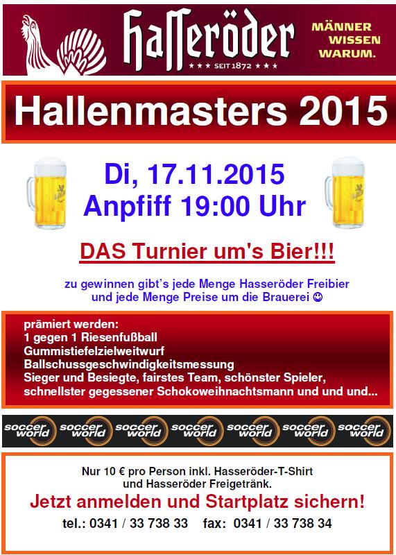 hallenmasters