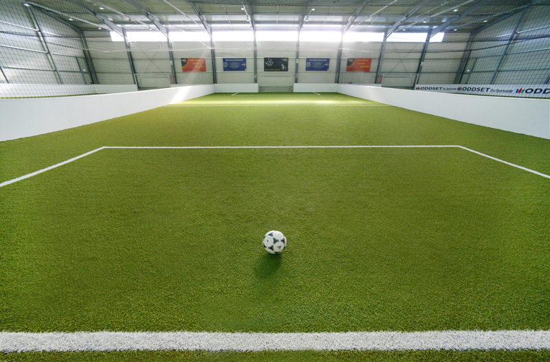 dortmund soccerhalle